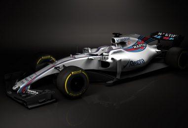 F1   Svelata la Williams FW40!