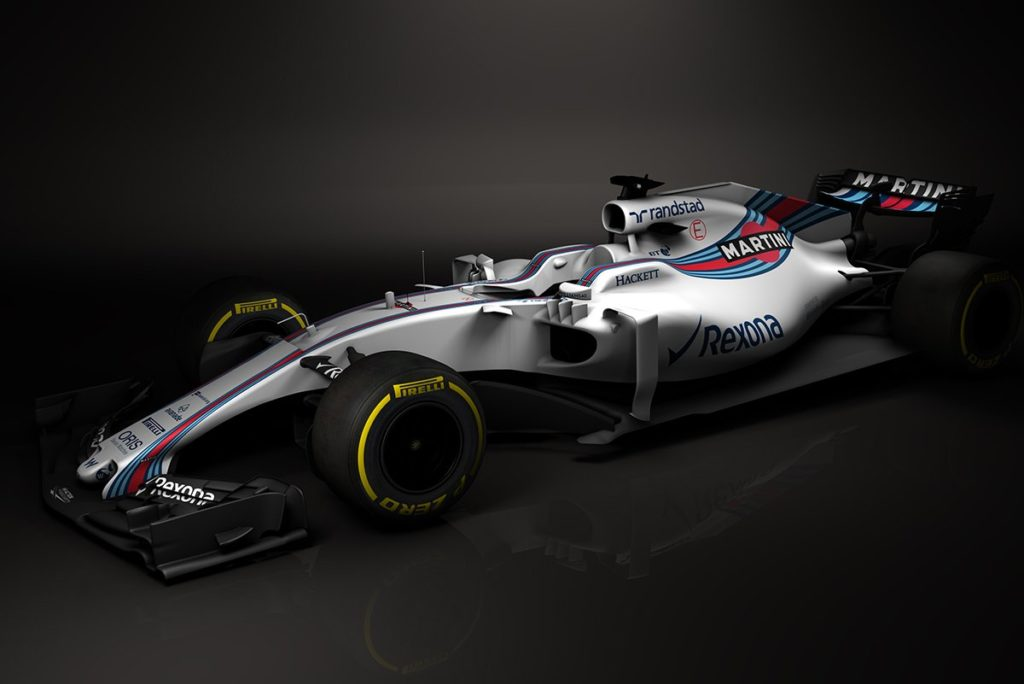 F1 | Svelata la Williams FW40!