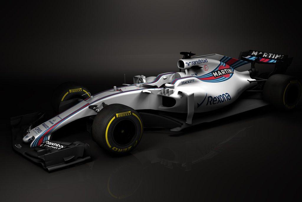 F1 | Svelata la Williams FW40! 1