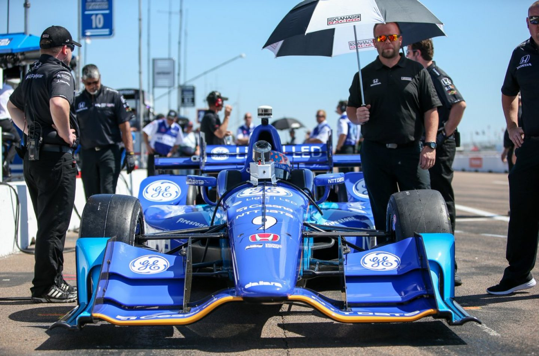 Indycar   Miglior tempo per Dixon nelle FP2
