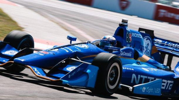 Indycar | Miglior tempo di Dixon nel warm-up di St.Petersburg
