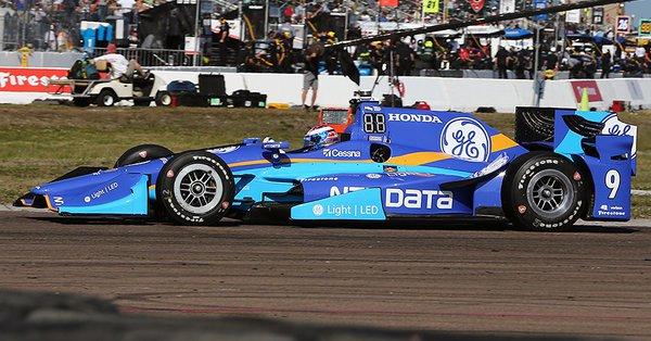 Indycar   Dixon ancora il più veloce nelle ultime libere