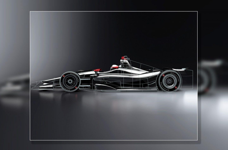 Indycar | Nuove immagini dell'aerokit 2018