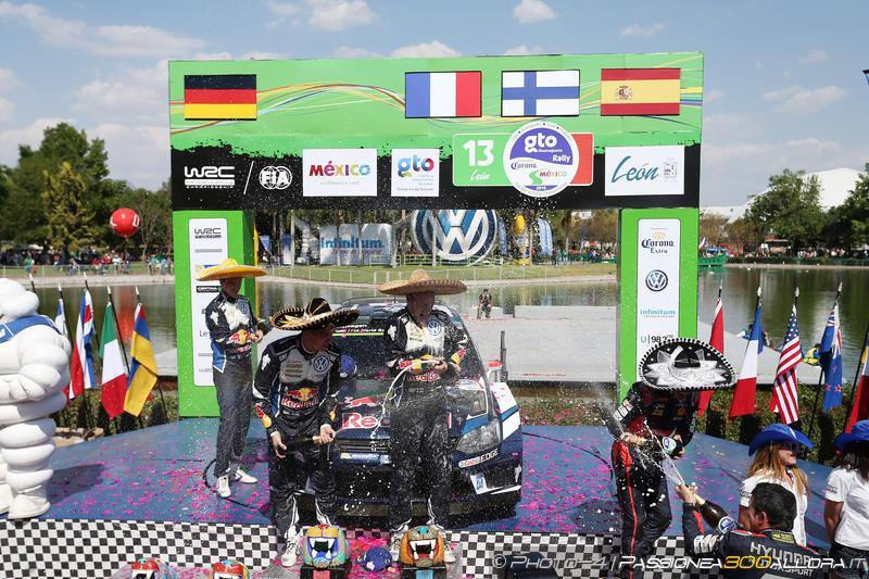 WRC   Rally del Messico - Anteprima