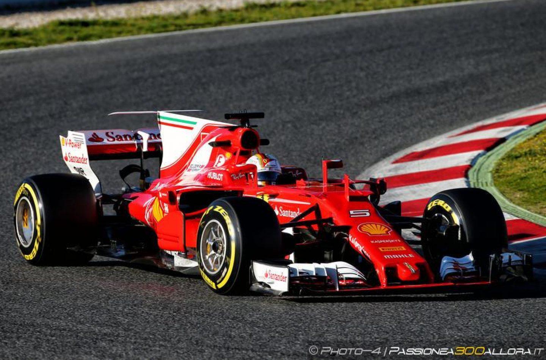 F1   Test day 3: Bottas rimane al comando, Vettel si avvicina ma rompe
