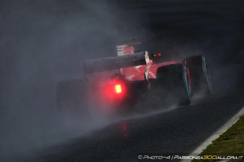 F1 | Test day 4: Raikkonen chiude in testa con la Ferrari