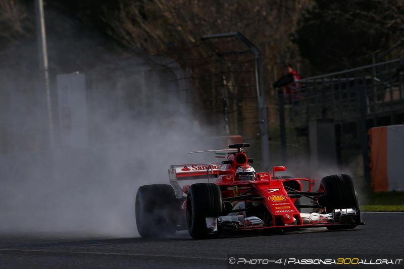 F1 | Test day 4: Raikkonen ok al mattino sul bagnato