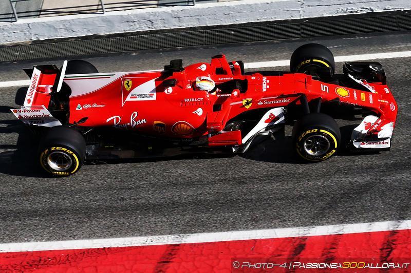 F1 | Test day 5: Massa rimane al comando, Vettel migliora con le Soft