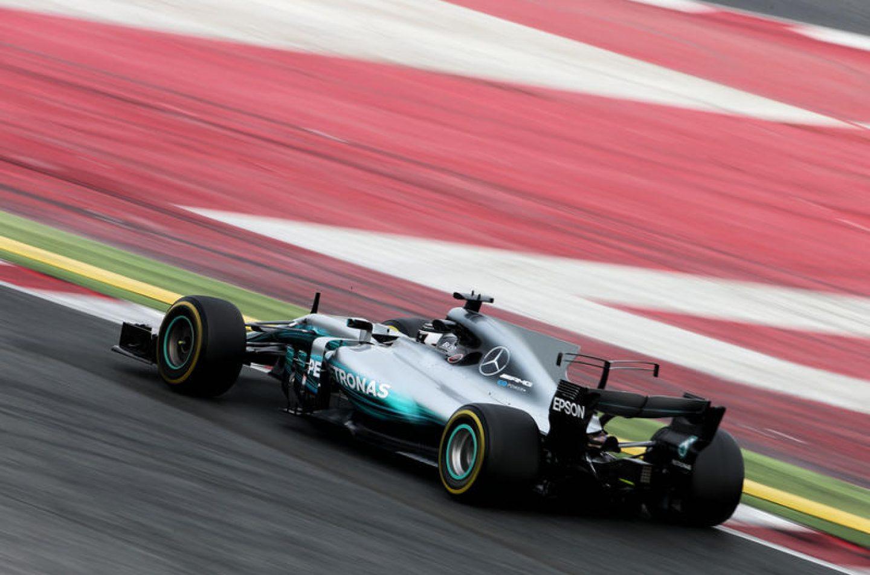 F1 | Test day 6: Bottas ok al mattino, 3° Raikkonen
