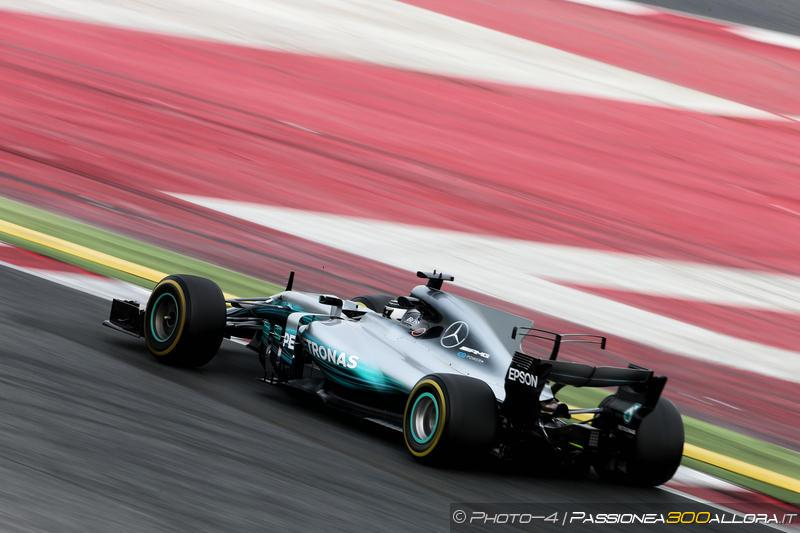 F1 | Test day 6: Bottas ok al mattino, 3° Raikkonen