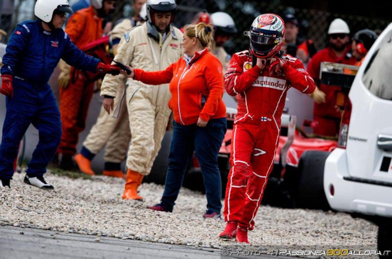 F1 | Test day 6: Bottas ancora leader, testacoda per Räikkönen