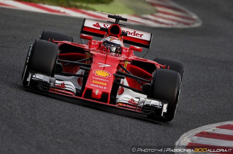 F1 | Test day 8: Räikkönen sotto l'1:19, la Ferrari continua a impressionare