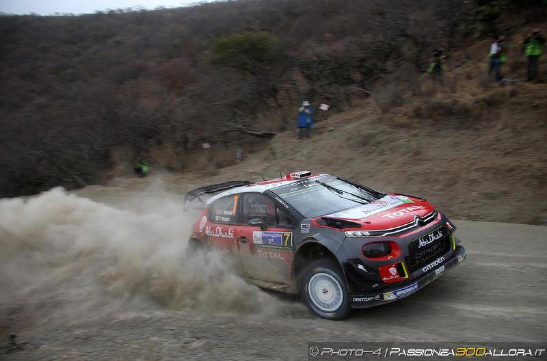 WRC | Messico: Meeke più forte del grande caldo