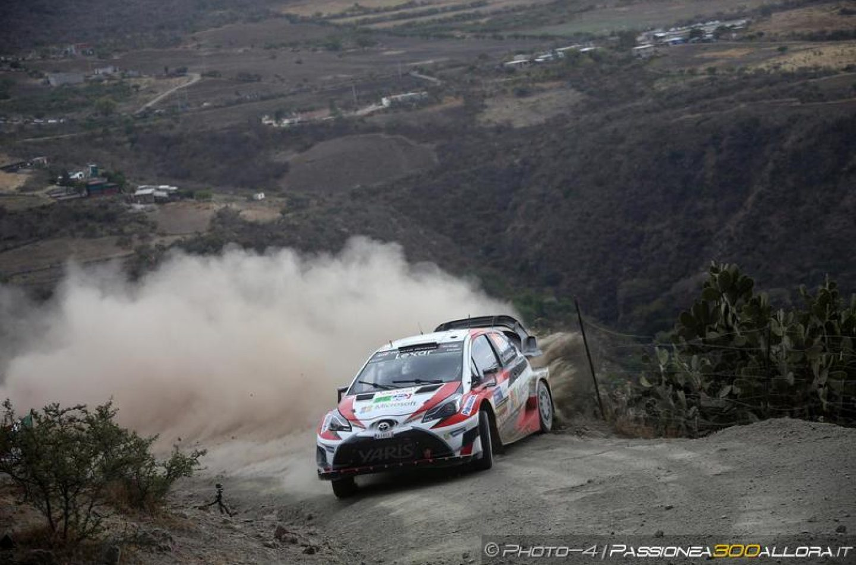 WRC | Messico: Hänninen vince la prima superspeciale