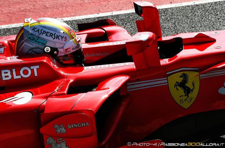 F1   Test day 7: record dei test per Vettel al mattino