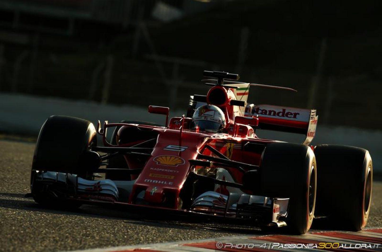 F1 | Test day 7: Sebastian Vettel rimane in testa