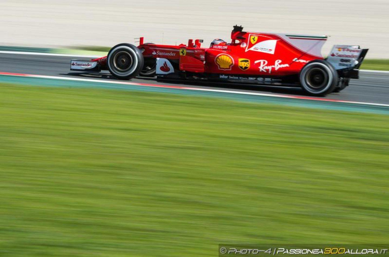 F1 | Test day 8: Räikkönen chiude al comando nonostante un'uscita di pista