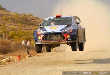 WRC | Messico: Meeke-Ogier in parità, brilla Sordo