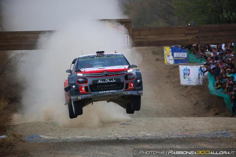 WRC | Messico: vittoria col brivido per Kris Meeke