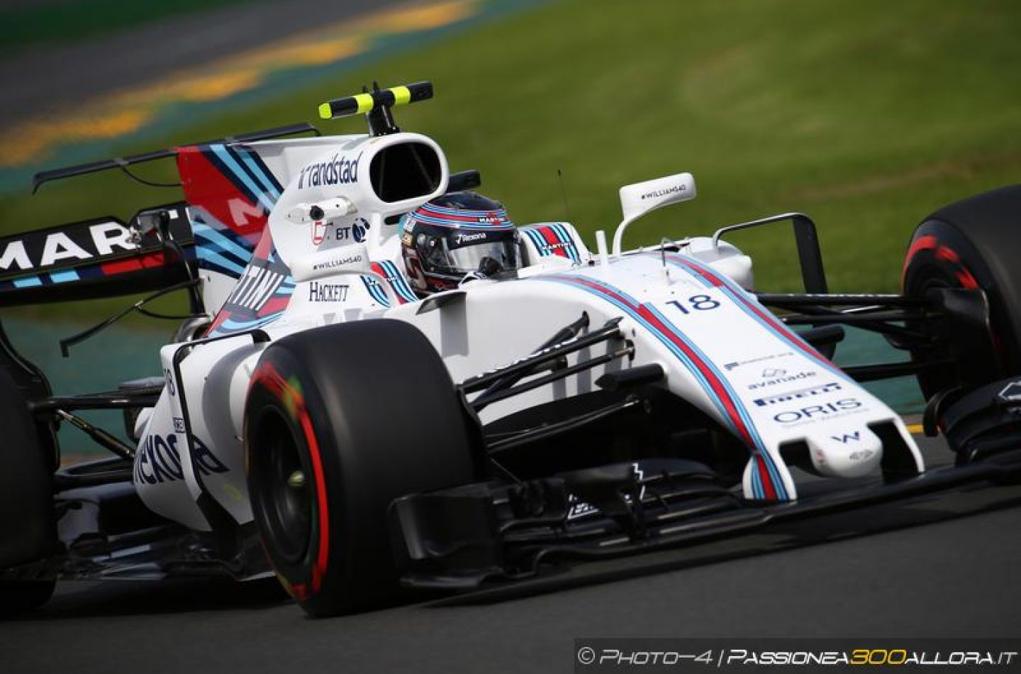 Stroll, debutto in ombra a Melbourne