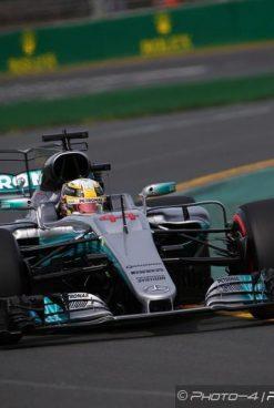 F1   GP Australia, FP2: Mercedes ancora davanti
