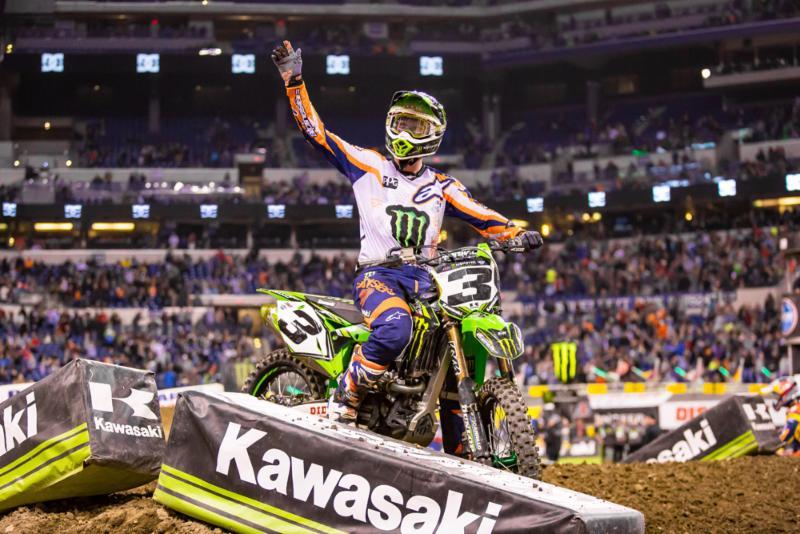 Supercross | Altra vittoria di Tomac a Indianapolis