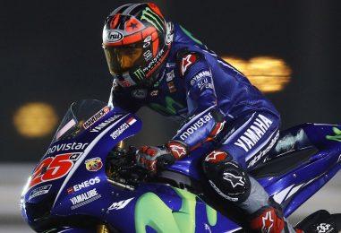 MotoGP | Qatar: Viñales è il padrone, Dovizioso e Rossi sul podio