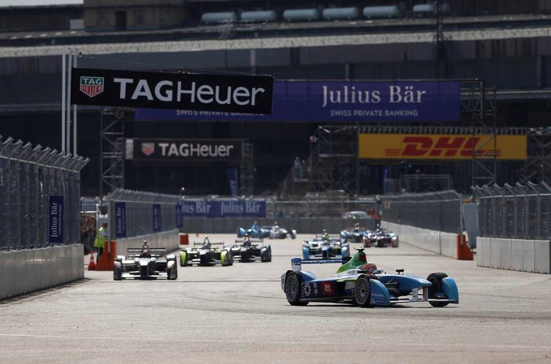 Formula E   Ufficiale: niente Bruxelles, due gare a Berlino