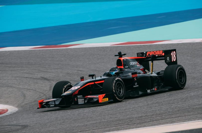 F2   De Vries il più rapido nell'ultima giornata in Bahrain