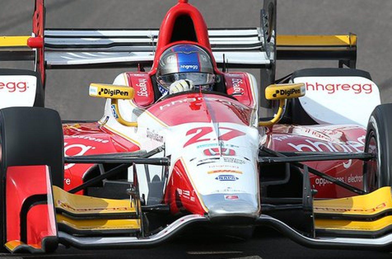 Indycar | Miglior tempo per Andretti nelle prime prove libere
