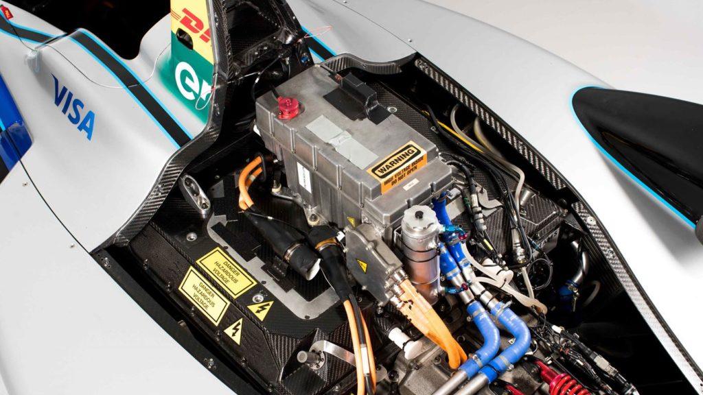 Formula E   Nove motori omologati per la quinta stagione