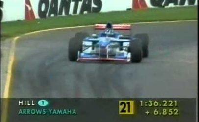 Melbourne 1997: il 107% di Hill