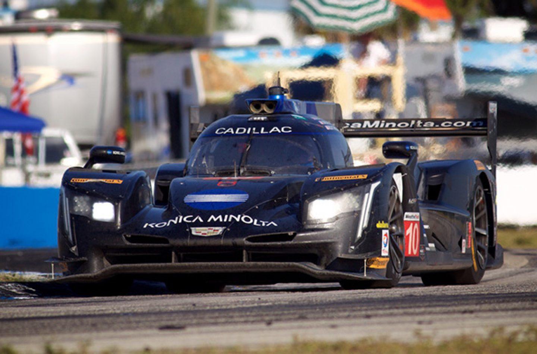 12h di Sebring: tripletta Cadillac, vince Taylor Racing