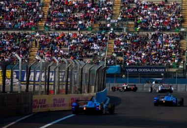 Formula E   Mexico City ePrix - Anteprima