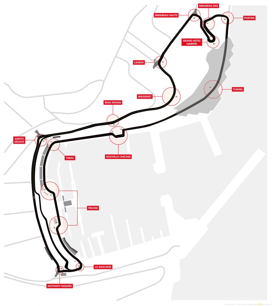 F2 | GP Monaco 2017 - Anteprima 1