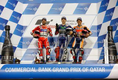 Motomondiale   GP Qatar - Anteprima