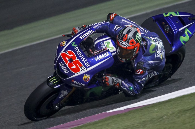 MotoGP | Anche in Qatar il padrone è Viñales