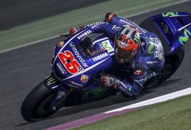 MotoGP   Anche in Qatar il padrone è Viñales