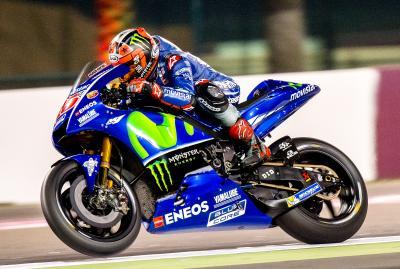 MotoGP | Qatar: Viñales vola nelle libere, Lorenzo fuori dalla top 10