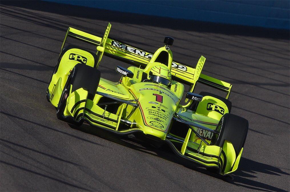 Indycar | Pagenaud vince a Phoenix e si porta in testa al campionato