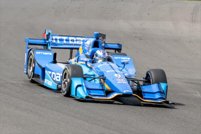 Indycar | Dixon apre il weekend di Long Beach