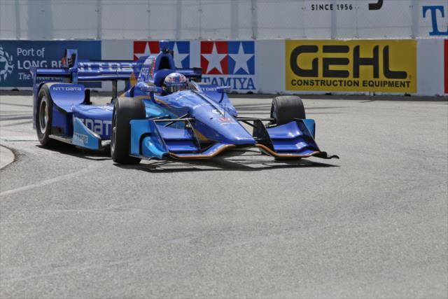 Indycar | Dixon primo anche nelle FP3