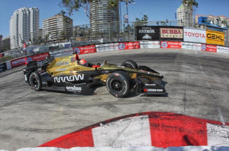 Indycar | Hinchcliffe vince a Long Beach