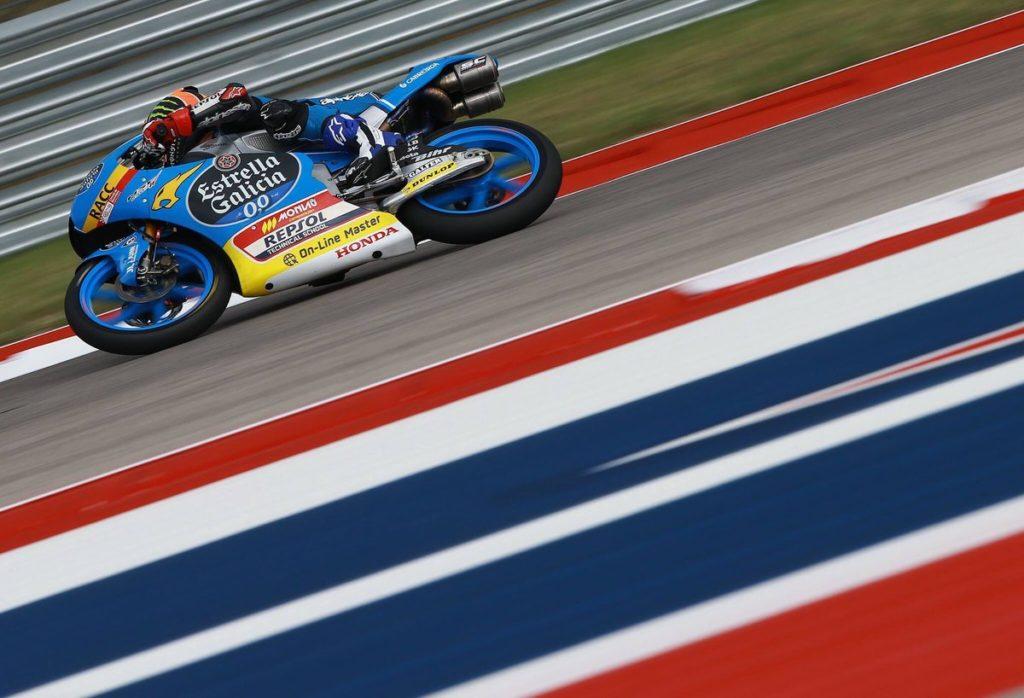 Moto3 | Austin: inarrestabile Canet, sua la pole position