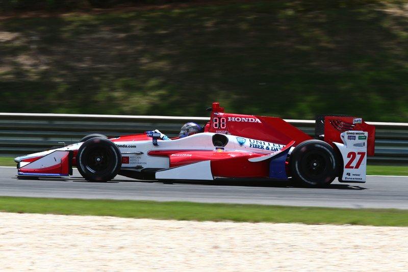 Indycar | Andretti il più veloce nel venerdì di Barber