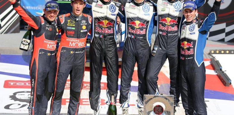 """<span class=""""entry-title-primary"""">WRC   Rally di Corsica - Anteprima</span> <span class=""""entry-subtitle"""">Sul veloce asfalto francese Ogier cerca di difendere la leadership, Hyundai in caccia del primo successo</span>"""