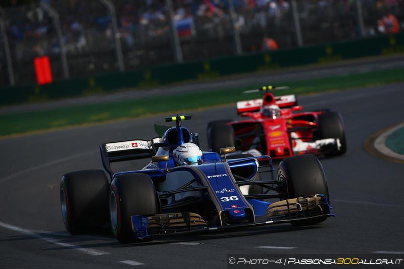 F1 | Wehrlein salta anche la Cina, torna Giovinazzi