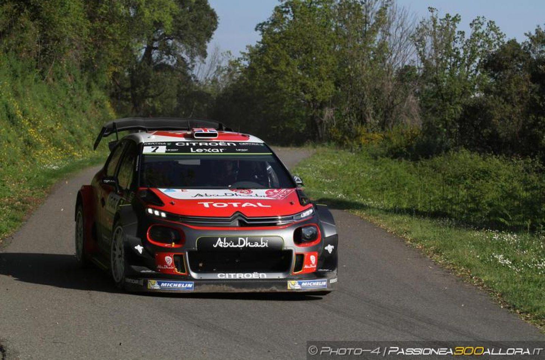 WRC   Corsica: Meeke amministra il vantaggio, Tänak out