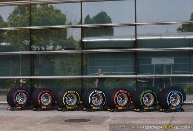 F1   Svelate le date dei test Pirelli in vista del 2018