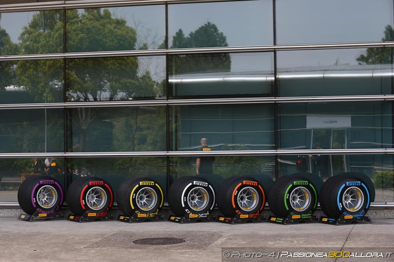F1 | Svelate le date dei test Pirelli in vista del 2018